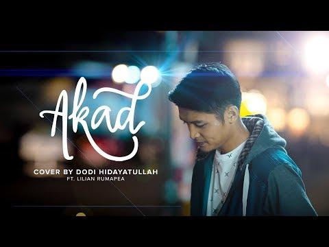 Payung Teduh Akad Cover by Dodi Hidayatullah ft. Lilian Rumapea