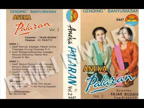 Fajar9447 Aneka Palaran Banyumasan Vol2 A