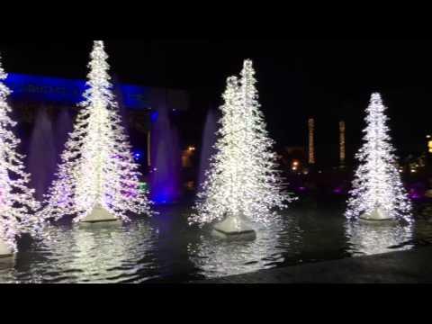 Long Beach Performing Arts Lights