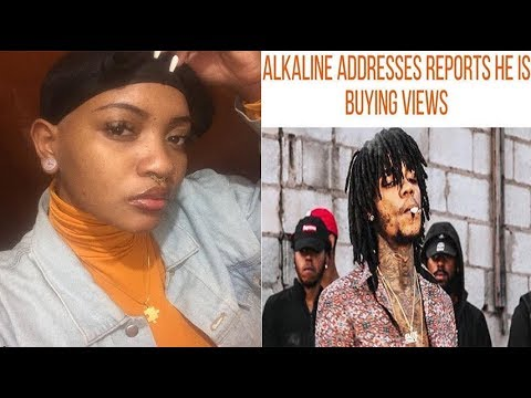 Jada Kingdom 'Best You Ever Had' Alkaline Puts Critics Aside About Buying Views