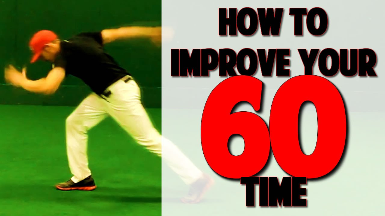 How To Run Faster  64 Sec60 & Instantly Improve 60 Yard Time (pro Speed  Baseball)