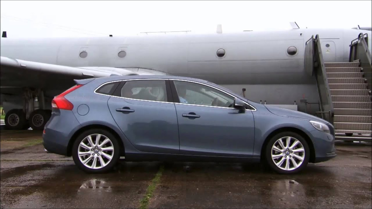 fifth gear team test volvo v40 hd youtube. Black Bedroom Furniture Sets. Home Design Ideas