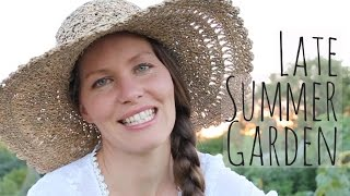 Garden Tour and Tips for Growing Squash