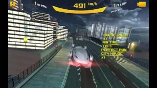 Asphalt 8 Silver Lightning 1701 1:38:010 Tokyo R