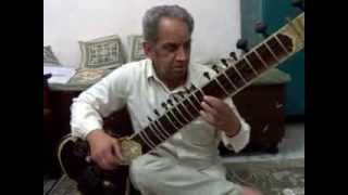 Bhartya Sitar Lesson  15