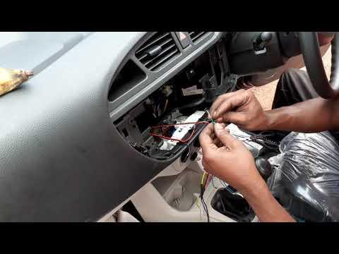 New maruti suzuki bs6 alto 800 ibell stereo and speaker installation / car stereo ഫിറ്റിങ്ങ്