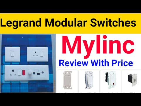 Review Legrand Modular Switches Mylinc Modular Bijali Fitting Accessories