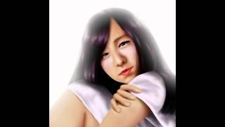 2014/12の東京女子流・中江友梨さんに引き続き、小西彩乃さんを描いてみ...