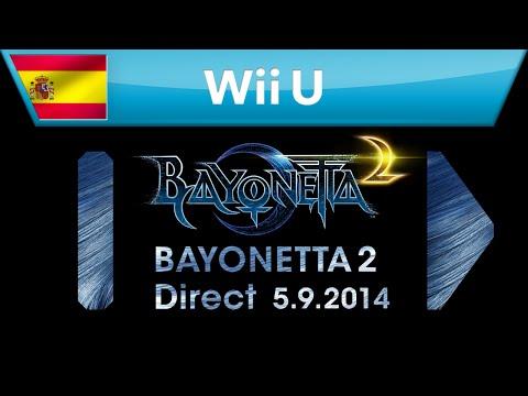 Presentación de Bayonetta 2 Direct - 05.09.2014