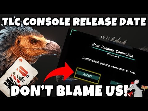 ARK TLC 2 Console Release Date! No More Community Crunch Plus Trolls Ruin Officials Excuses!