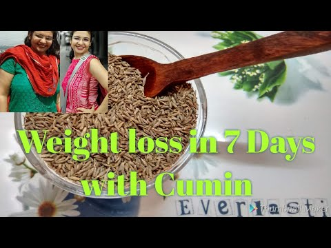 Quick weight loss with Cumin(Jeera)..Go Fat to Fit ।। English।। BAAT PATE KI