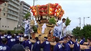 令和元年 垂水・海神社 秋祭り