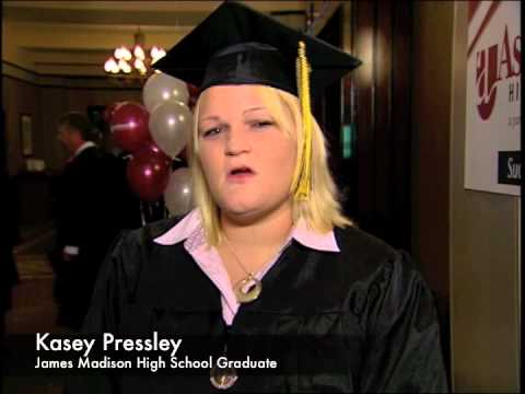 James Madison Online High School Login >> Graduate Of James Madison High School Online Program Shares Her Story