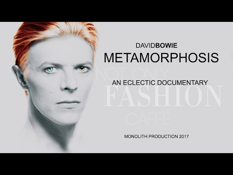 DAVID BOWIE - METAMORPHOSIS- AN ECLECTIC DOCUMENTARY