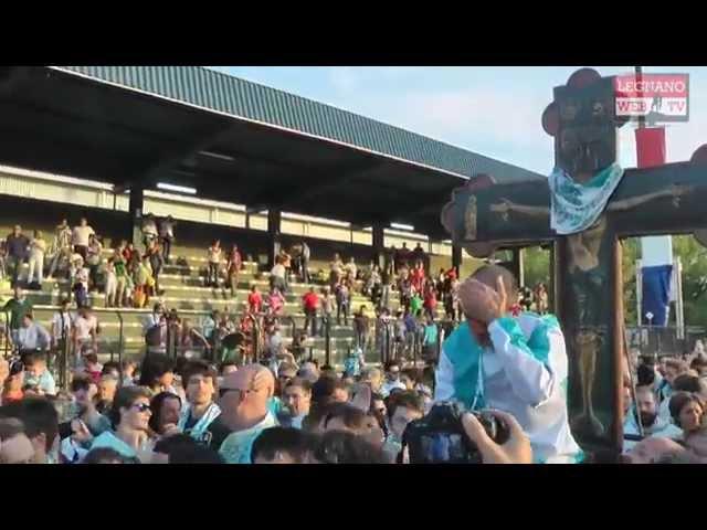 Palio di Legnano 2014 - La finale vinta da Sant'Erasmo