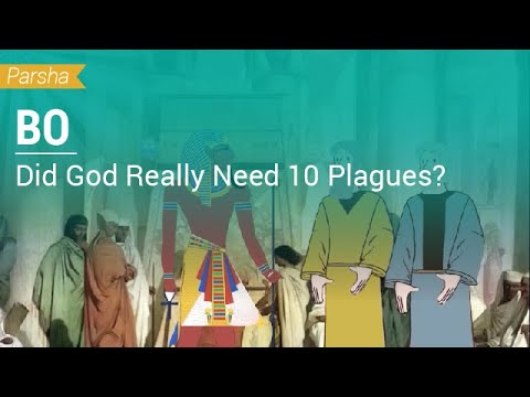 Parshat Bo: Did God Really Need 10 Plagues?