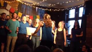 The Great Sea Choir - Sing for Nepal!