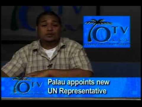 New Palau UN Ambassador