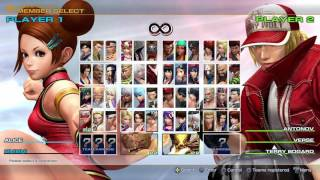 King of Fighters XIV Quick Play