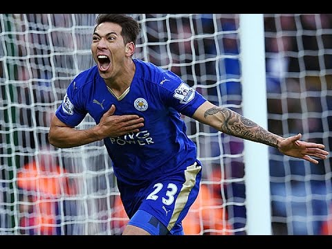 Doblete del argentino Ulloa en la goleada del líder Leicester