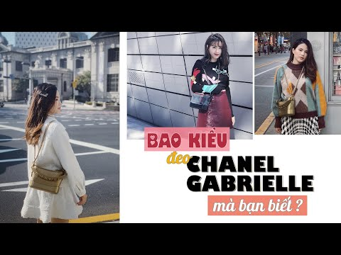 Biến hóa cùng CHANEL GABRIELLE// Mix & match with CHANEL GABRIELLE (giveaway closed)