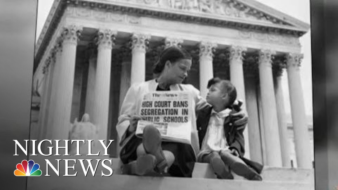 Download 65th Anniversary Of Brown Vs. Board Of Education   NBC Nightly News