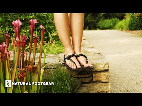 fashion differently 50% price Luna Sandals Review | NaturalFootgear.com