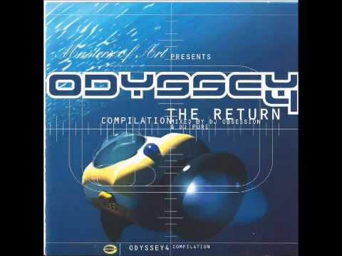 odyssey 4 the return - dj pure and dj obsession CD 2
