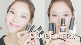 My Favorite Concealers 2014 ♥ 컨실러 추천 Thumbnail