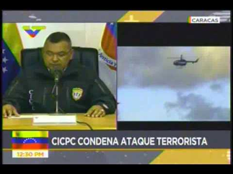 Néstor Reverol: Piloto de helicóptero está vinculado con agencias de inteligencia de Estados Unidos
