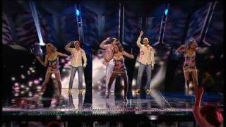 Eurovision 2005 Semi Final 17 FYR Macedonia *Martin* *Make My Day* 16:9 HQ