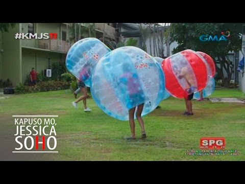 Kapuso Mo, Jessica Soho: 'Sumo Soccer,' a new team sport in