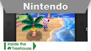 Inside The Treehouse With Animal Crossing: New Leaf - Island Activities (ep 10)