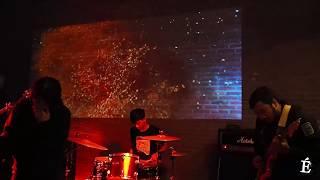 Enamore live at HEARTFELT #7, Backline warehouse (29/06/2019)
