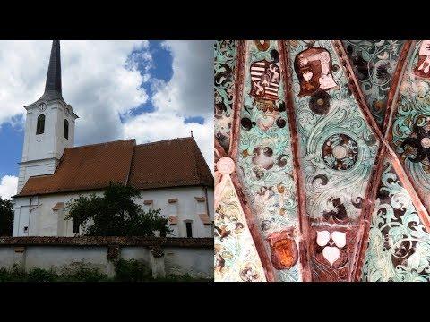 Biserica reformată din DAIA (Székelydálya) Reformed Church (Harghita County, Transylvania, Romania)