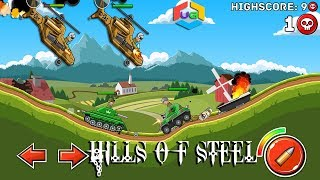 Hills of Steel(By Superplus Games)Android Gameplay[1080p/60fps]