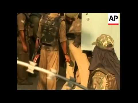 Nine Indian Soldiers Killed In Shootout At Camp