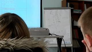Мастер класс по информатике в ЕГУ им Бунина