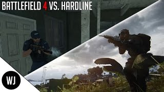Battlefield 4 vs. Hardline | Что лучше ?