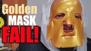 Golden Mask Tutorial FAIL