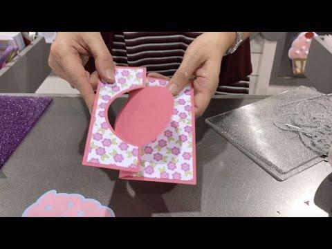 Sizzix Framelits Dies By Stephanie Barnard 20//Pkg-Circle #4 Flip-Its Card