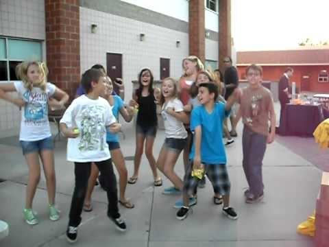 9-16-10 Rancho Cucamonga Middle School
