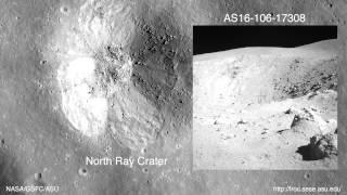 LROC Explores Apollo 16 Site (HD)