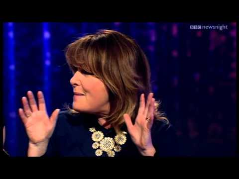 NEWSNIGHT: The all-female comedy panel