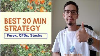 MY FAVORITE 30 min Forex/Stocks Day Trading Strategy 🤑🤑🤑🤑