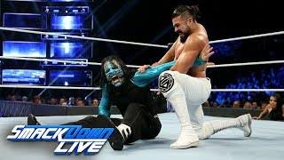 Jeff Hardy vs. Andrade