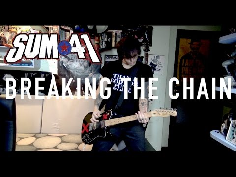 Sum 41 - Breaking the Chain (Guitar Cover HD) by SymonIero
