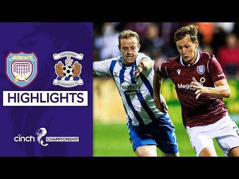 Arbroath Kilmarnock Goals And Highlights