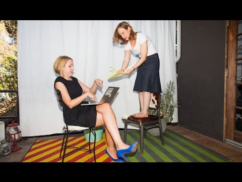 Sarah Haskins & Emily Halpern | Fall Comedy Collection | Betabrand