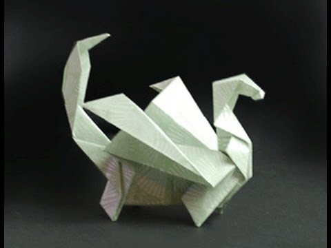 Origami Dragon Instructions Origami Fun Youtube
